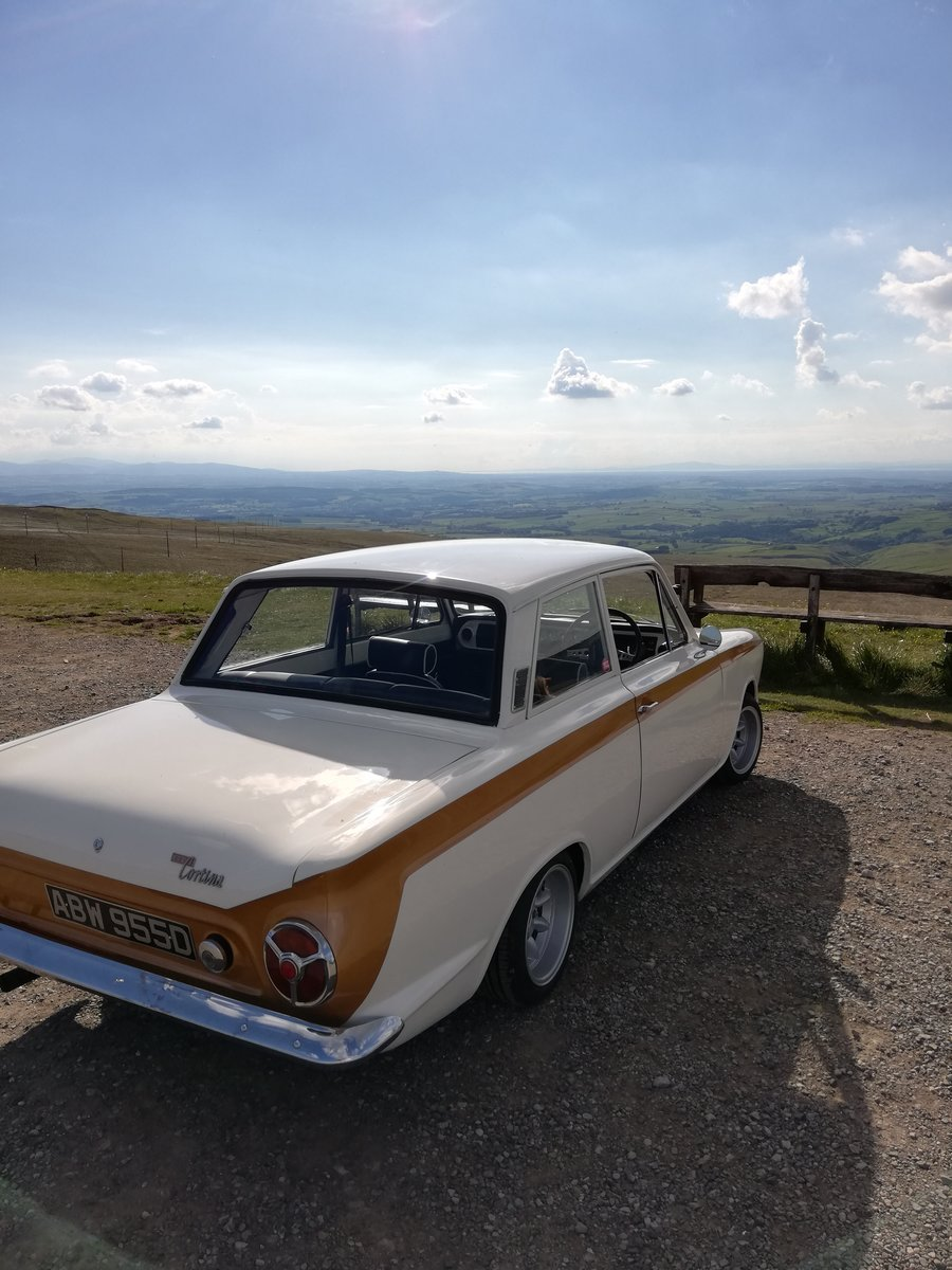 1966 Cortina mk1 1500 ( GT spec ) Deposit Received  SOLD (picture 2 of 6)