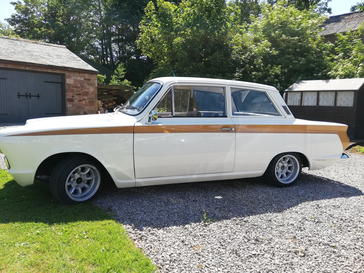 1966 Cortina mk1 1500 ( GT spec ) Deposit Received  SOLD (picture 3 of 6)