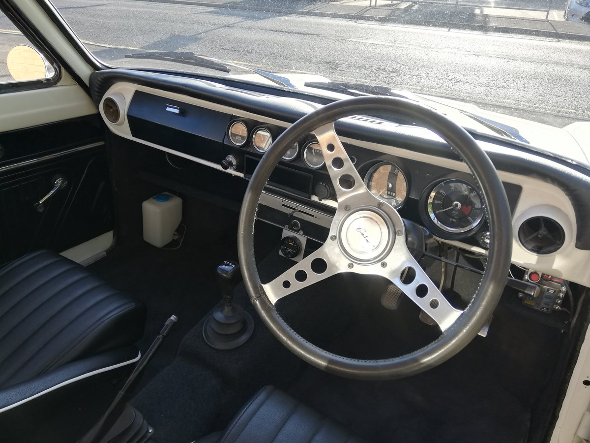 1966 Cortina mk1 1500 ( GT spec ) Deposit Received  SOLD (picture 5 of 6)