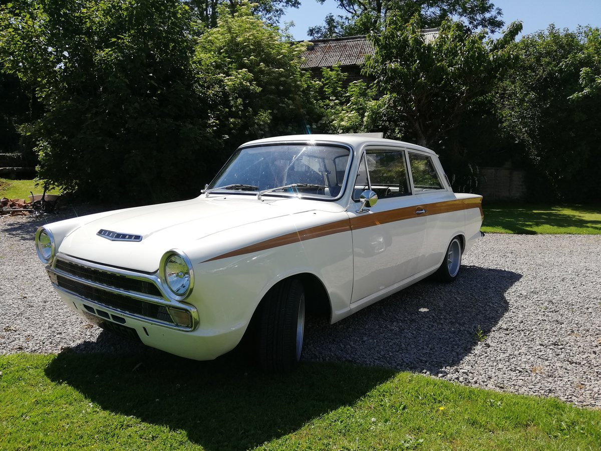 1966 Cortina mk1 1500 ( GT spec ) Deposit Received  SOLD (picture 6 of 6)