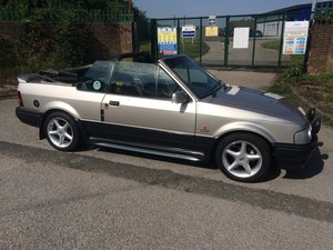 Escort Low mileage 1 previous owner