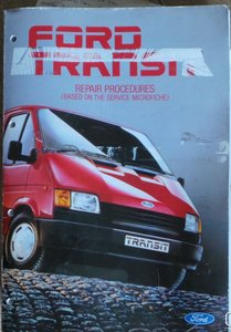 Picture of Workshop manual transit