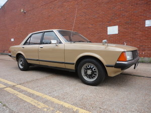 1980 Ford Granada MK2 V6 2.3cc Pre-Facelift