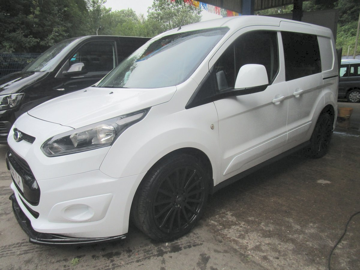 2016/16 Ford Transit Connect L1 1.5TDI 95 KOMBI 5 SEATER  For Sale (picture 1 of 6)