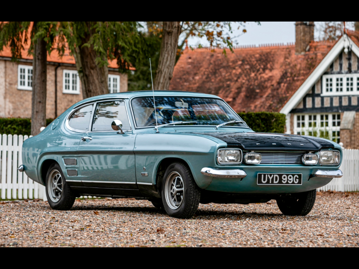 1969 Capri mk1 For Sale (picture 1 of 6)