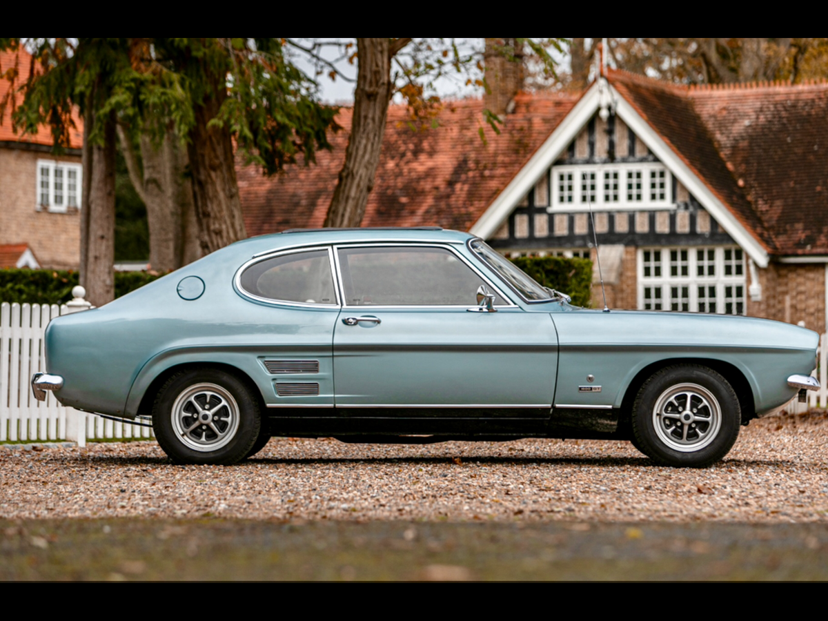 1969 Capri mk1 For Sale (picture 3 of 6)