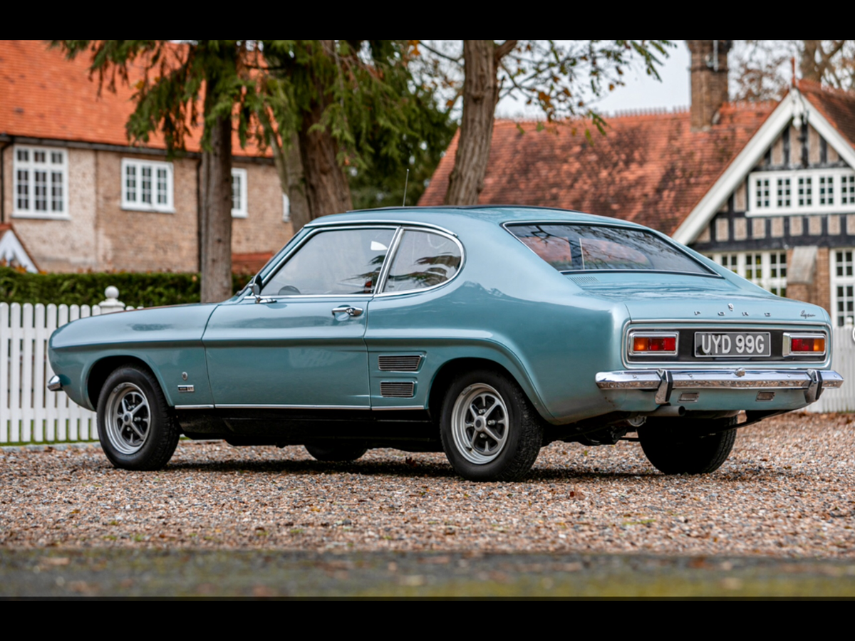 1969 Capri mk1 For Sale (picture 4 of 6)
