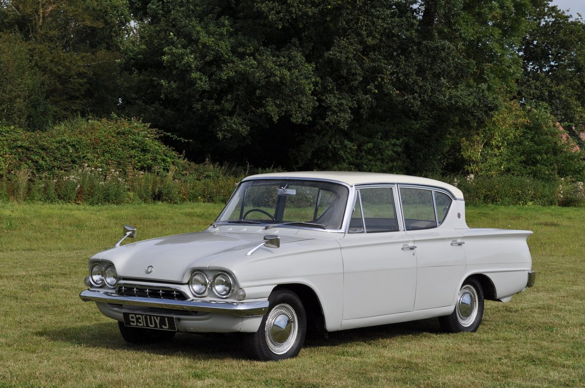 Ford Classic Consul Saloon 1962 For Sale (picture 1 of 6)