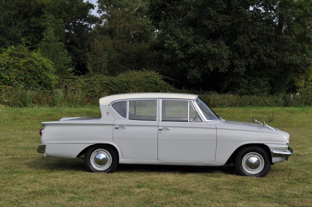 Ford Classic Consul Saloon 1962 For Sale (picture 2 of 6)