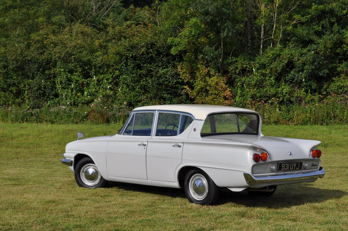 Ford Classic Consul Saloon 1962 For Sale (picture 3 of 6)