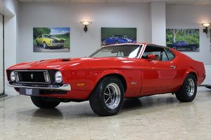 1973 Ford Mustang Mach 1 351 V8 | Upgraded 4 Speed Auto