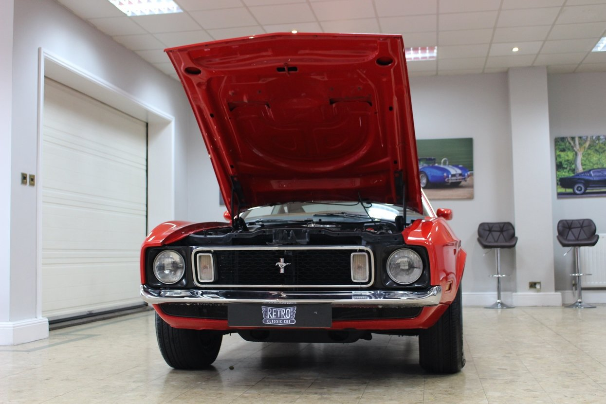 1973 Ford Mustang Mach 1 351 V8 | Upgraded 4 Speed Auto For Sale (picture 3 of 10)
