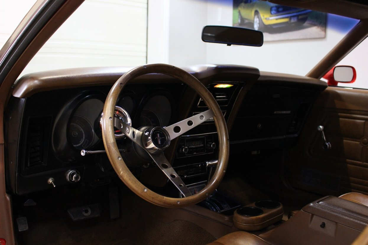 1973 Ford Mustang Mach 1 351 V8 | Upgraded 4 Speed Auto For Sale (picture 7 of 10)