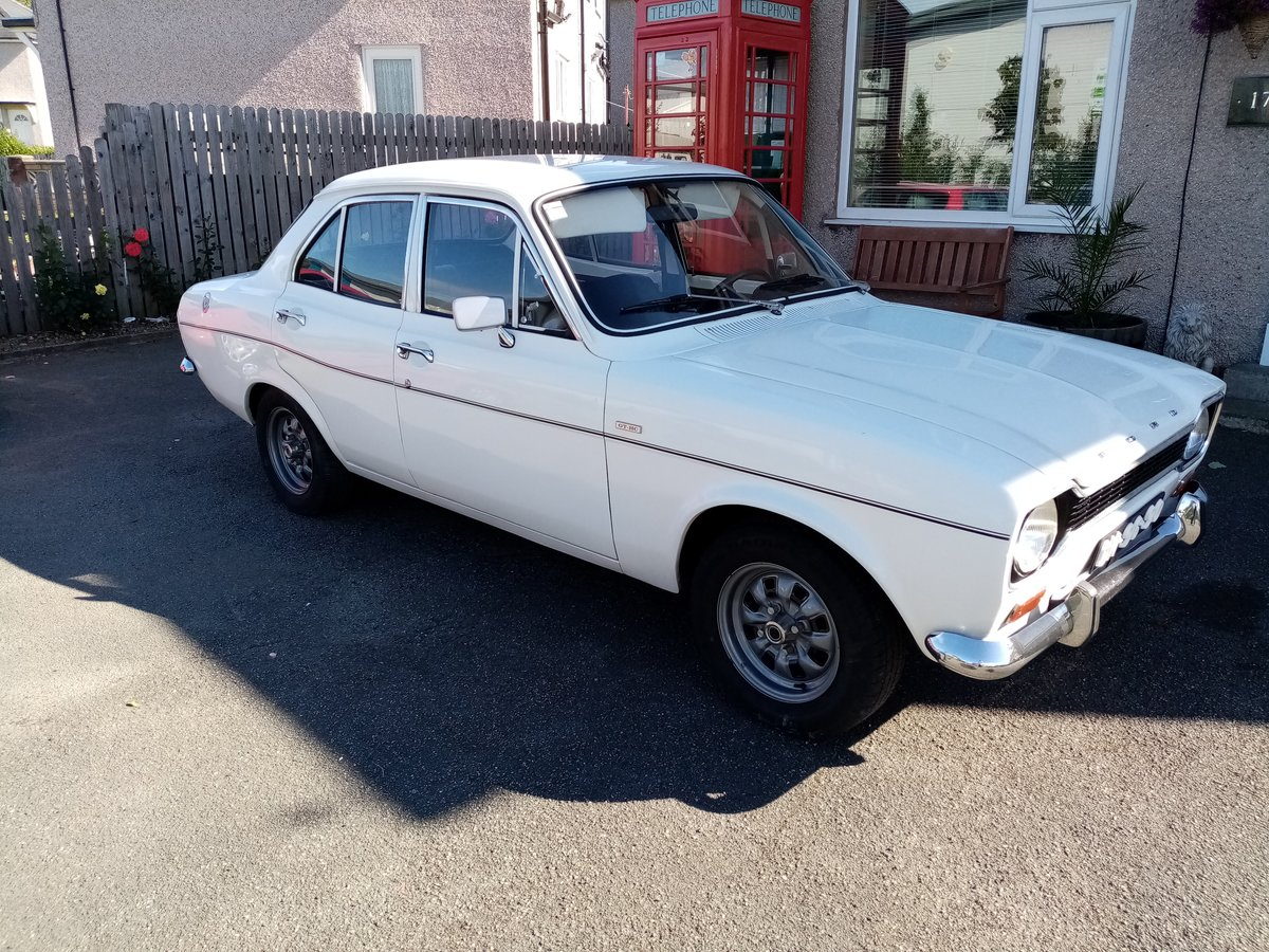 1974 Escort 1300 GT For Sale (picture 1 of 6)