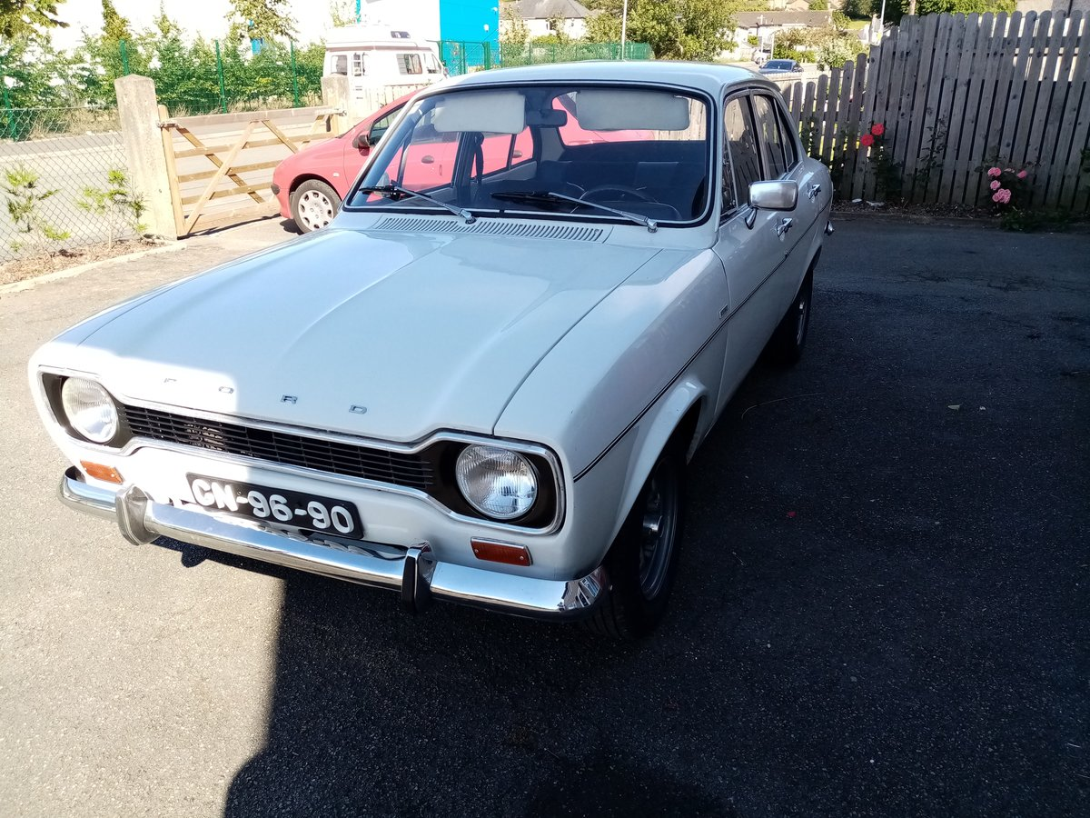 1974 Escort 1300 GT For Sale (picture 2 of 6)