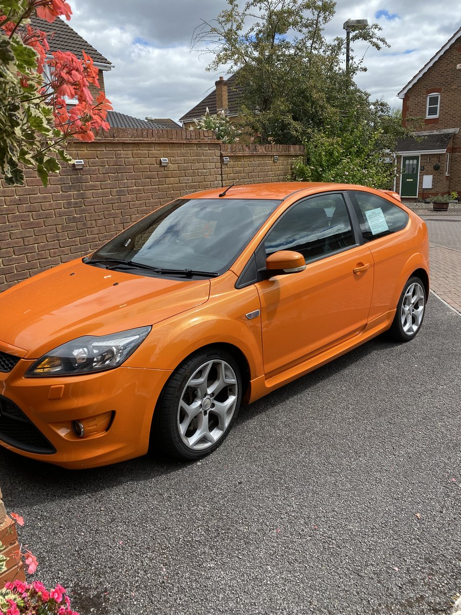 2008 ST3 Focus Unmodified For Sale (picture 1 of 5)