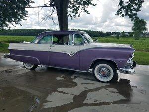 1955 Ford Victoria (Parkersburg, IL) $32,900 obo