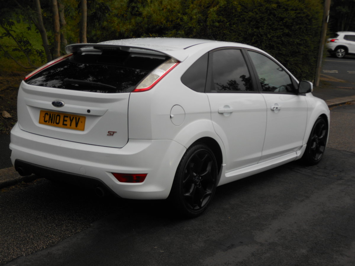2010 Ford Focus ST-3 2.5 5DR SOLD (picture 2 of 6)