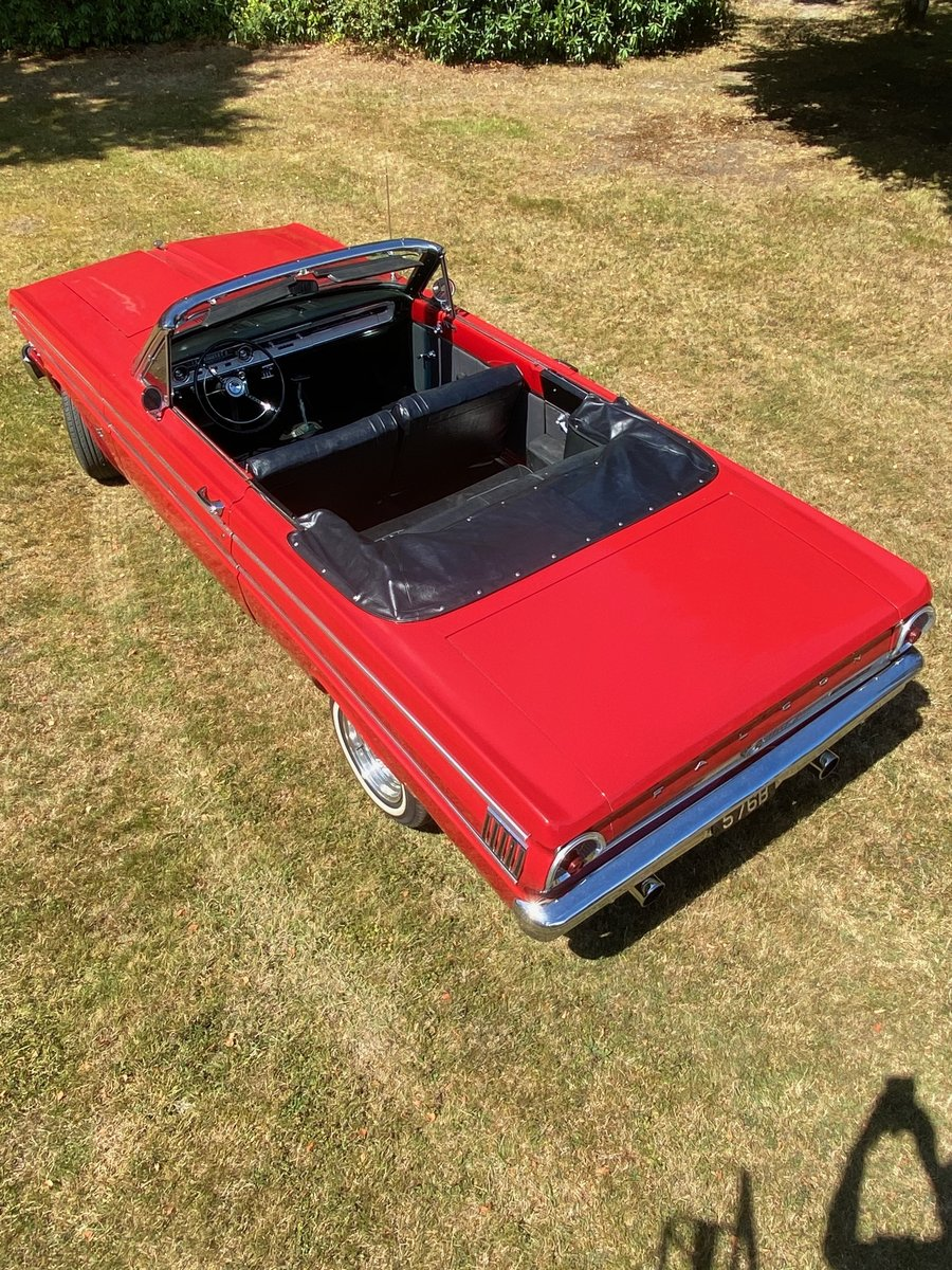 1964 Ford falcon convertible For Sale (picture 2 of 6)