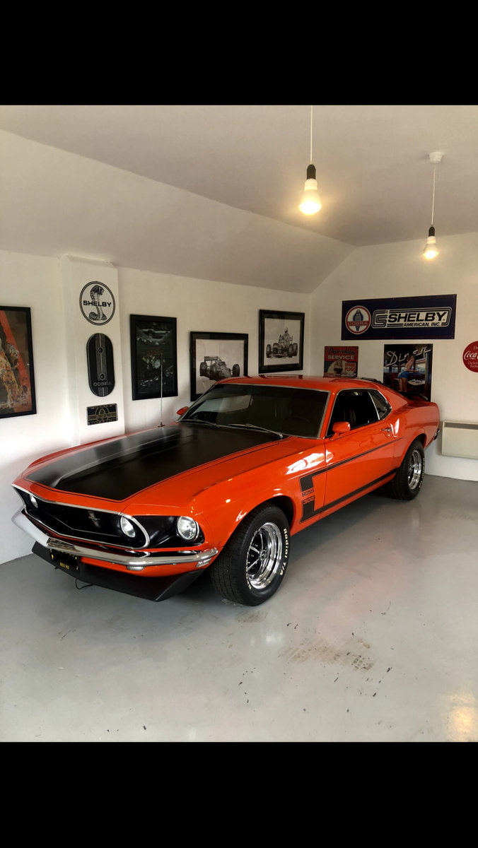 FORD MUSTANG 1969 BOSS 302 For Sale (picture 4 of 6)