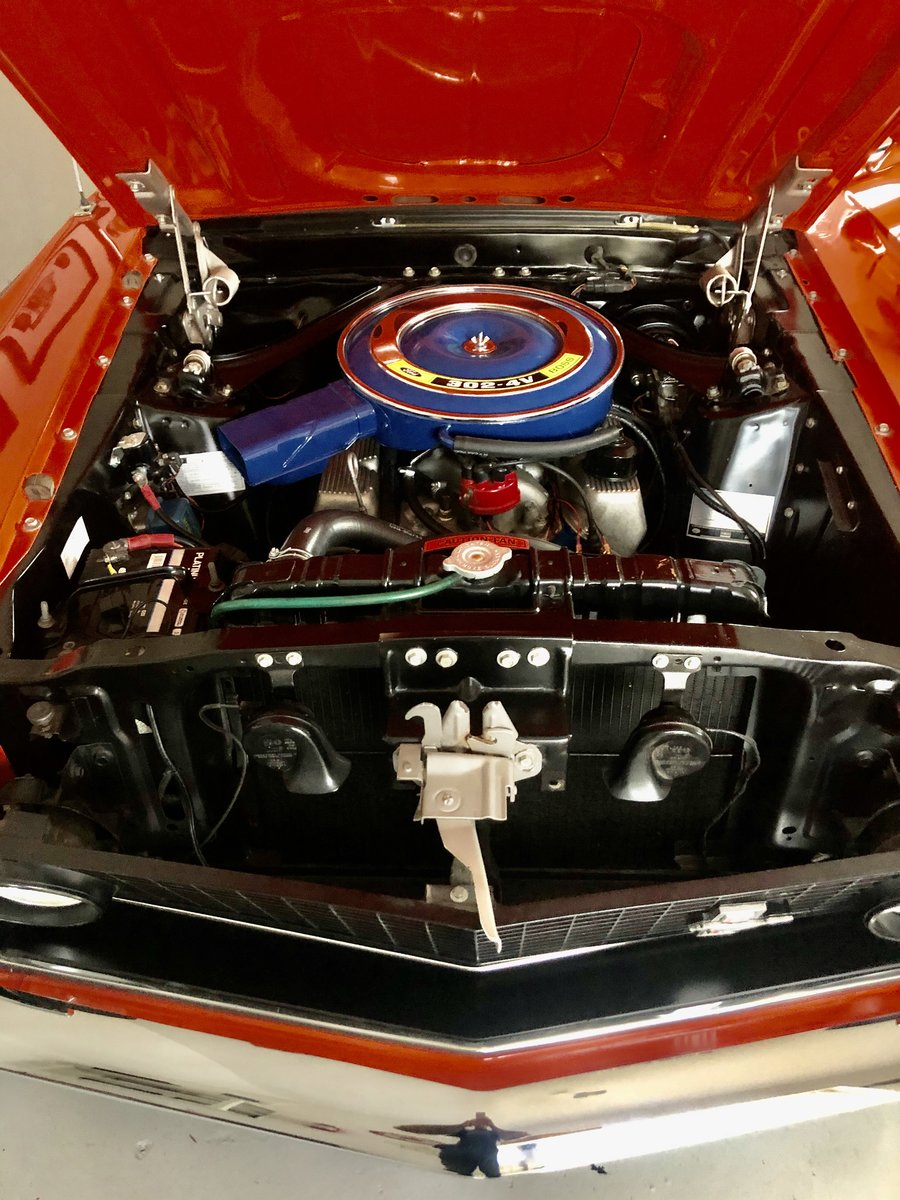 FORD MUSTANG 1969 BOSS 302 For Sale (picture 6 of 6)