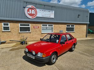 Picture of 1988 Ford Escort Mk 4 1.3 Popular Timewarp Showroom Condition