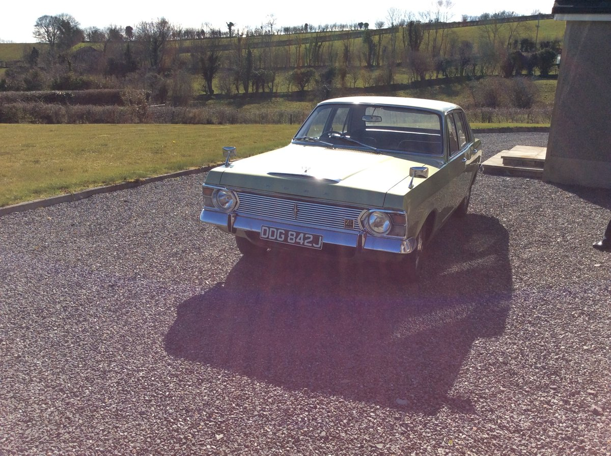 1970 Mk 4 For Sale (picture 1 of 6)