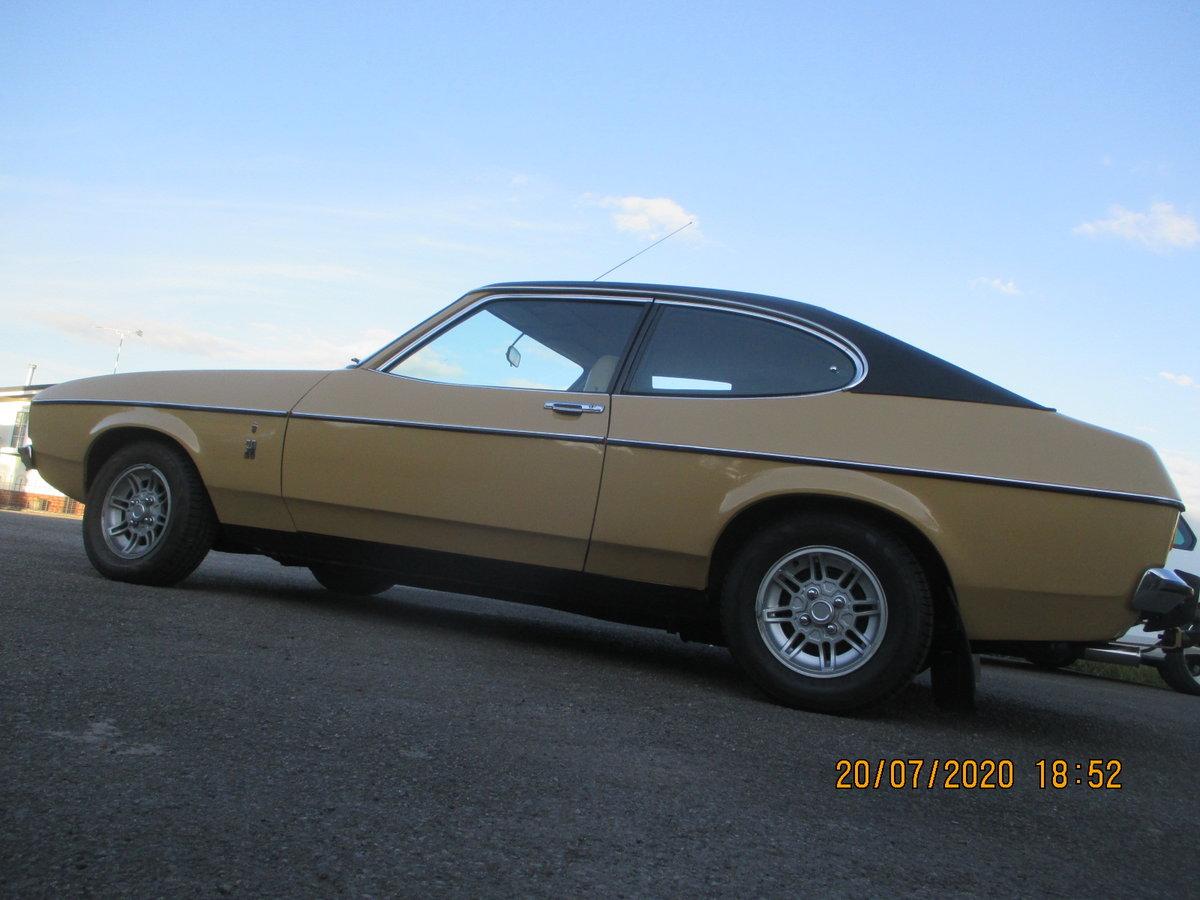 1977 Ford capri mk 11 3lt ghia For Sale (picture 1 of 6)