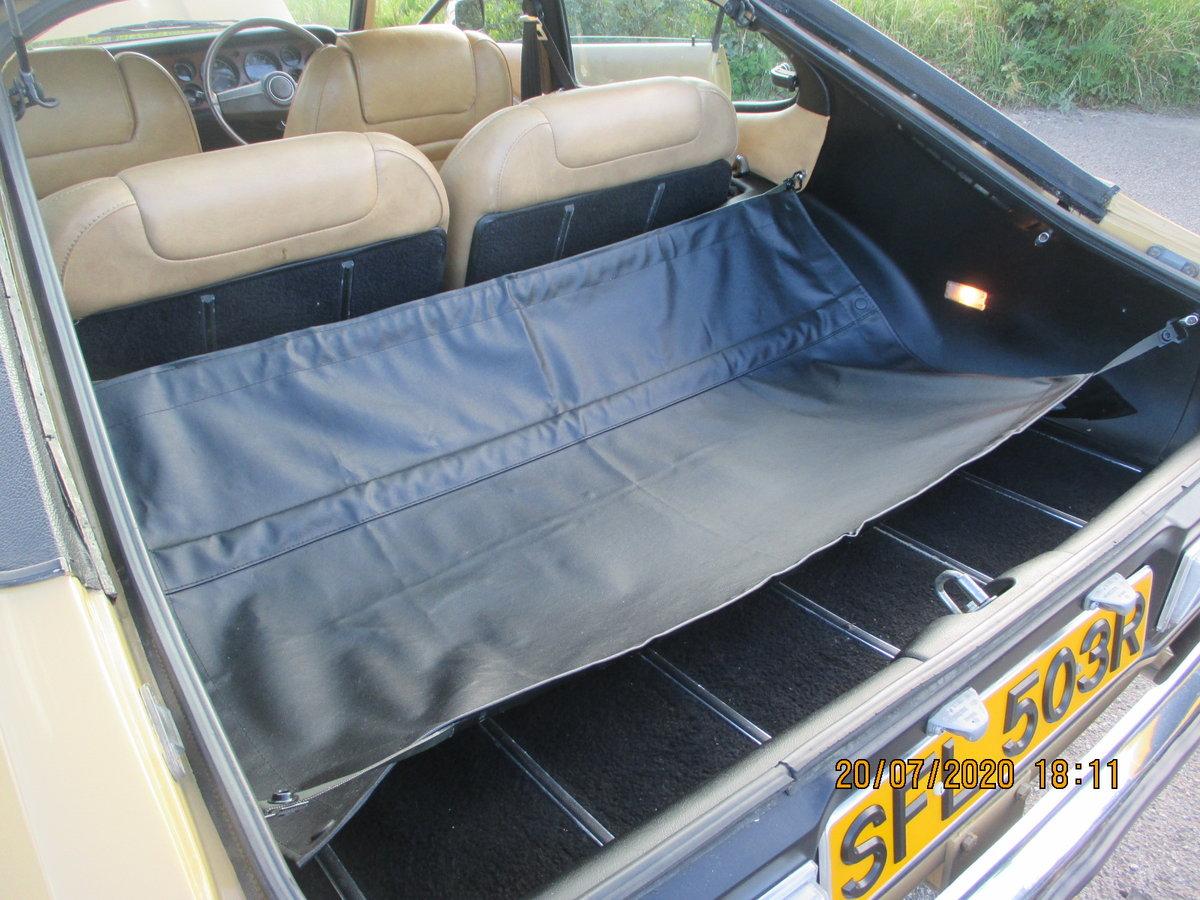 1977 Ford capri mk 11 3lt ghia For Sale (picture 4 of 6)