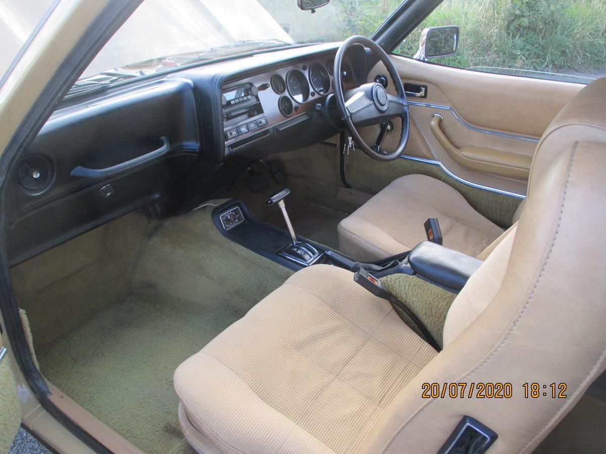 1977 Ford capri mk 11 3lt ghia For Sale (picture 5 of 6)