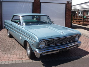 Ford falcon futura two door pillarless coupe