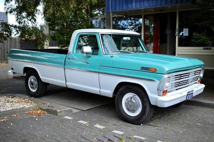 Ford Pick-Up F250  1967   V8  390Cu For Sale (picture 1 of 6)