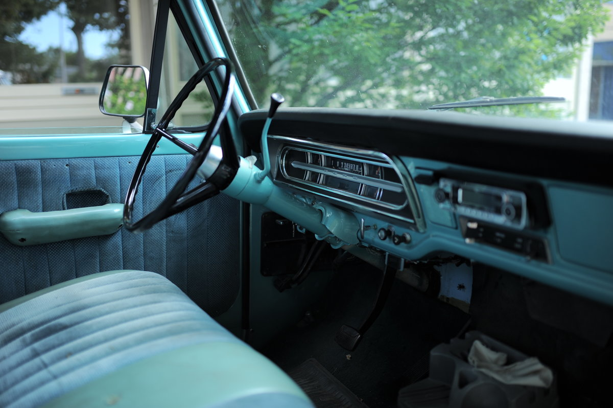 Ford Pick-Up F250  1967   V8  390Cu For Sale (picture 4 of 6)