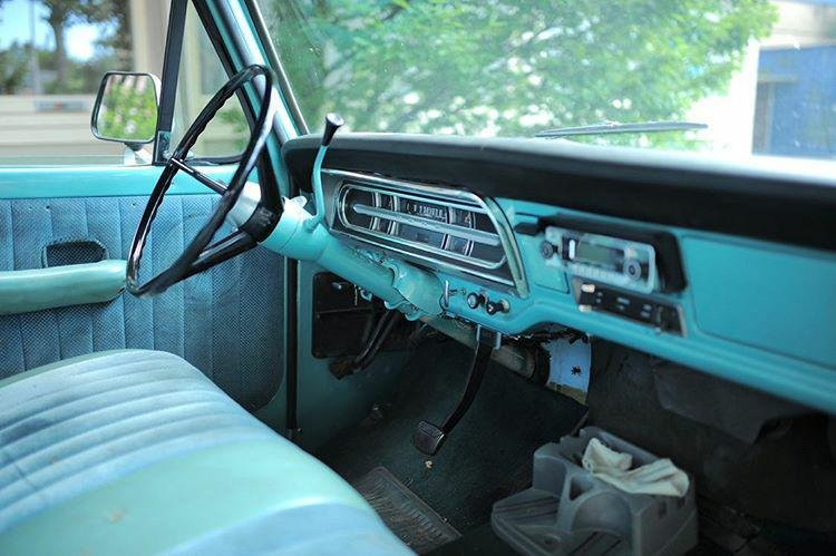 Ford Pick-Up F250  1967   V8  390Cu For Sale (picture 6 of 6)