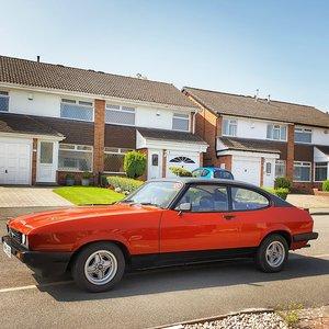 1982 Ford Capri LS 1.6