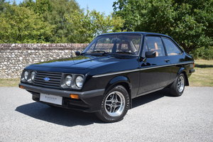 1979 79/V FORD ESCORT RS2000 CUSTOM - 88k - EXCELLENT HISTORY For Sale