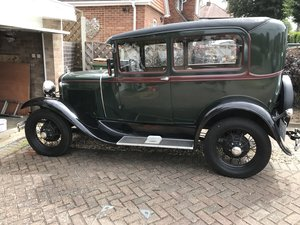 1931 Ford Model A Fordor Sedan  LHD