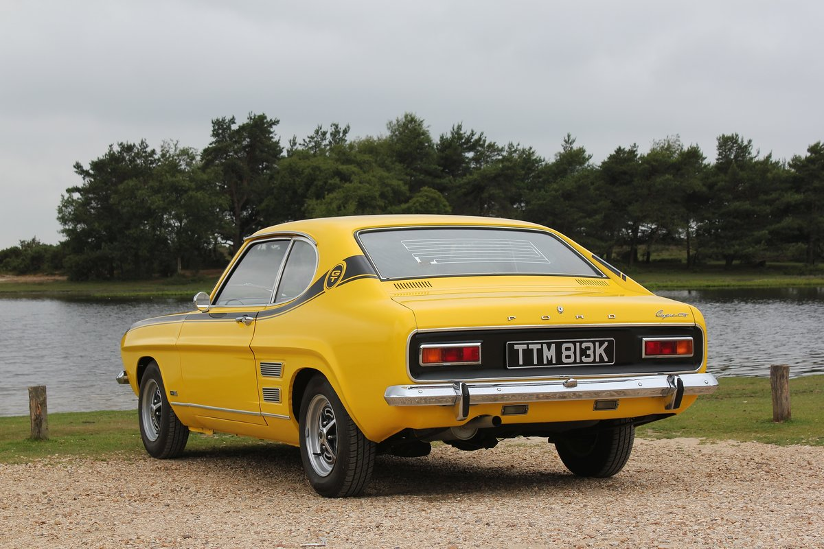 1971 Ford Capri 1600 GT For sale  For Sale (picture 2 of 6)