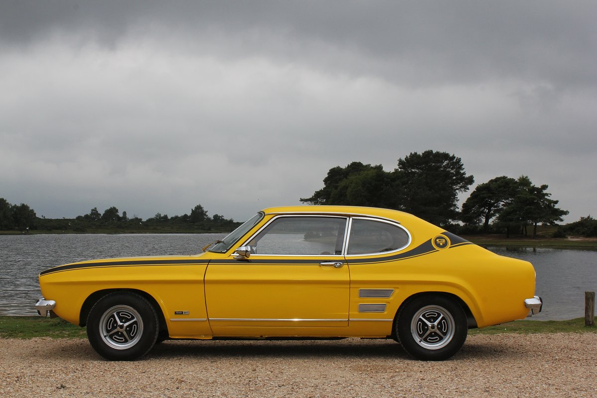 1971 Ford Capri 1600 GT For sale  For Sale (picture 3 of 6)