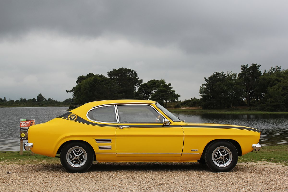 1971 Ford Capri 1600 GT For sale  For Sale (picture 4 of 6)