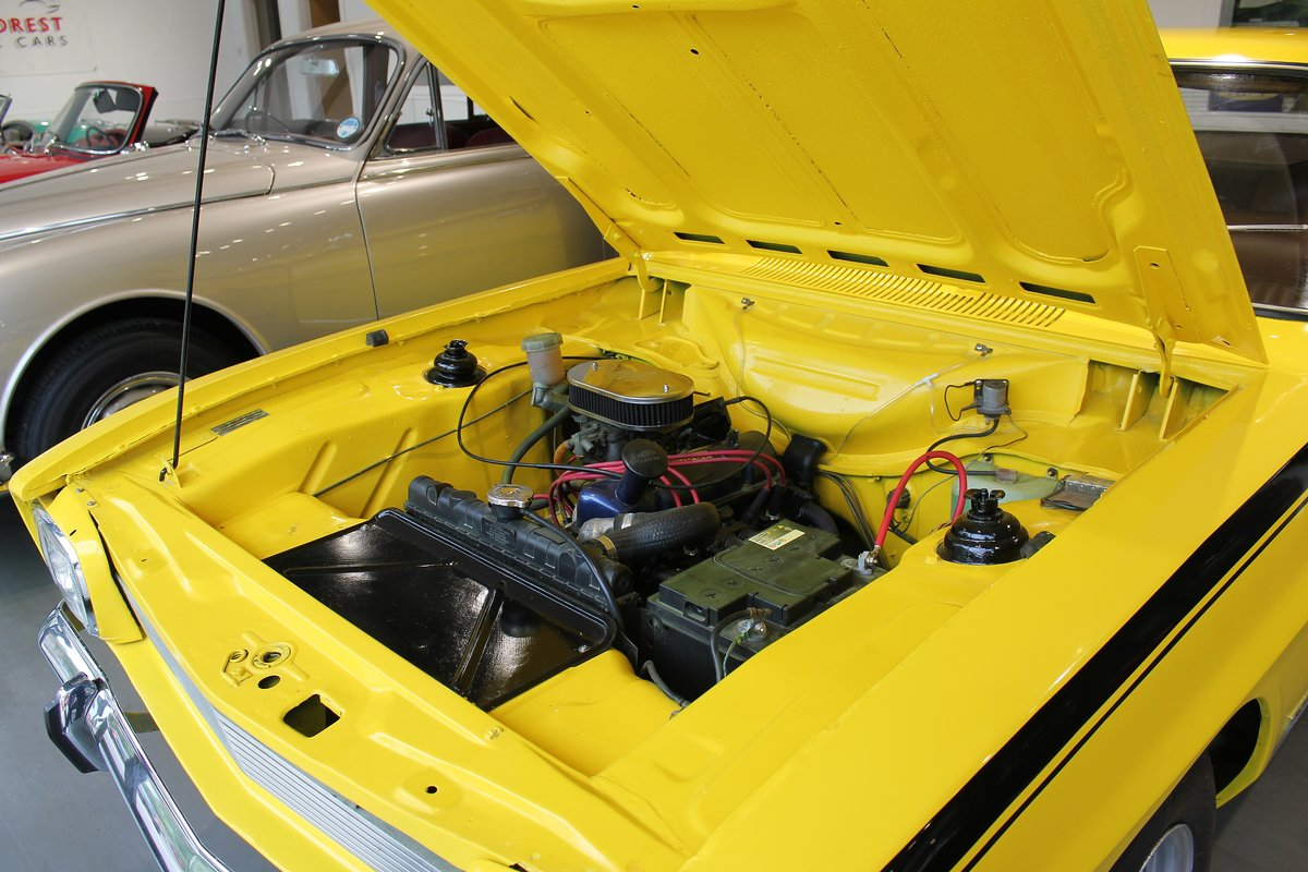 1971 Ford Capri 1600 GT For sale  For Sale (picture 5 of 6)