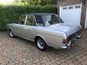 Ford Cortina Mk2 1600E