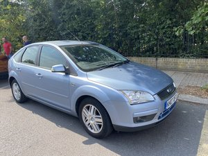 2007 GIVEAWAY BARGAIN FORD FOCUS GHIA  UNWANTED PART EX