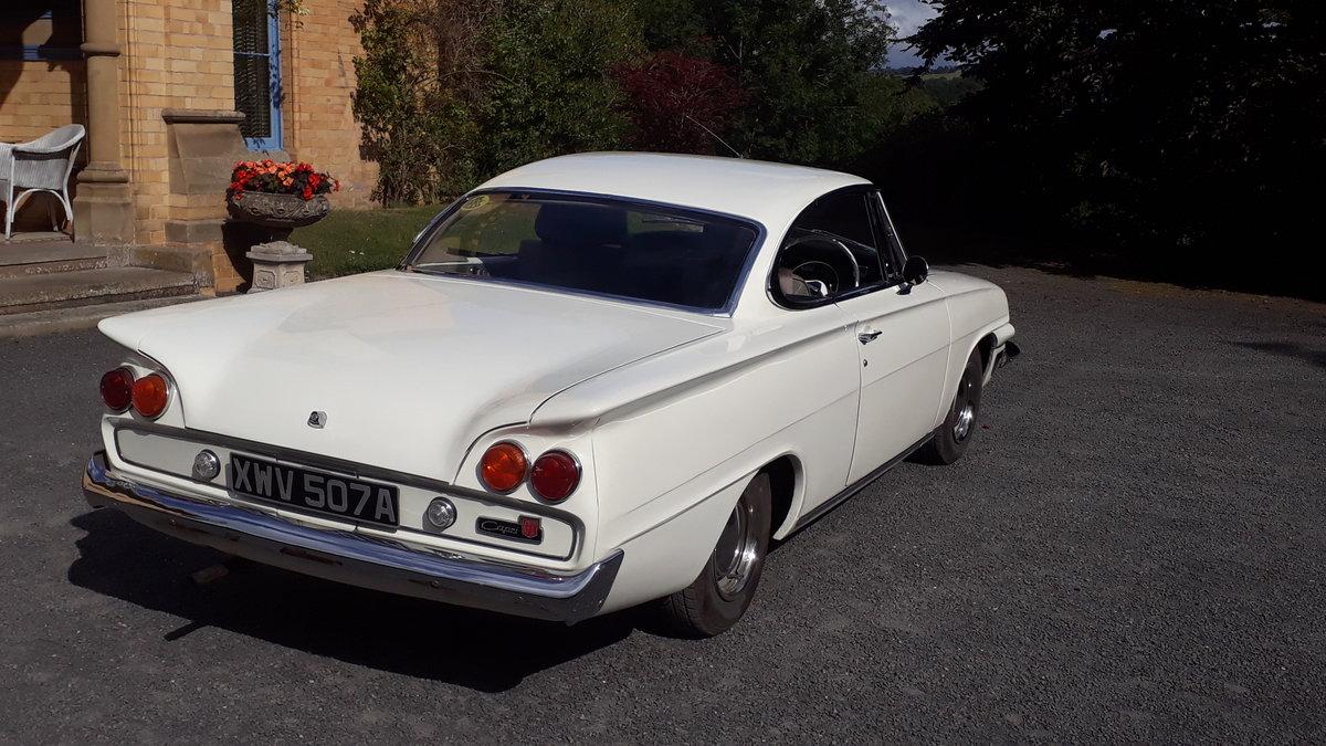 1963 Ford Consul Capri GT For Sale (picture 1 of 6)