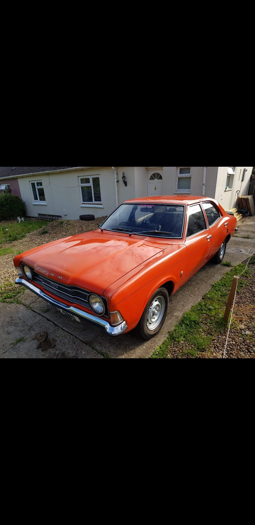 1974 Ford cortina For Sale (picture 2 of 5)