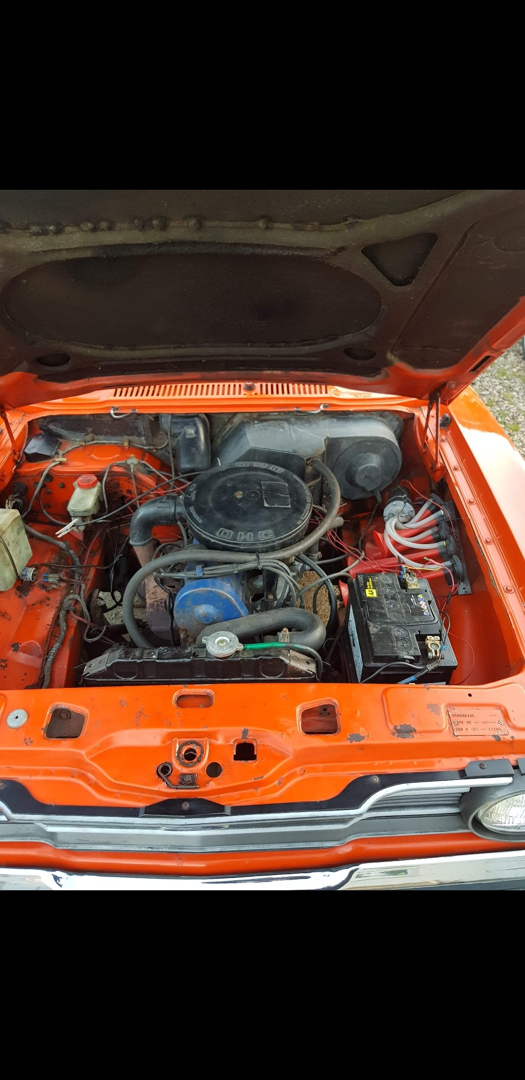 1974 Ford cortina For Sale (picture 4 of 5)