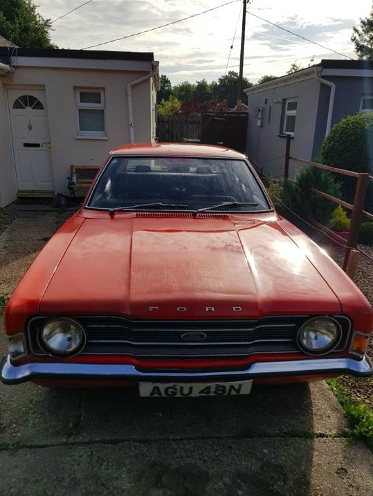 1974 Ford cortina For Sale (picture 1 of 5)
