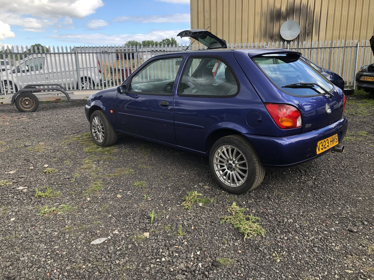 1999 Mk4 Ford Fiesta For Sale (picture 2 of 6)