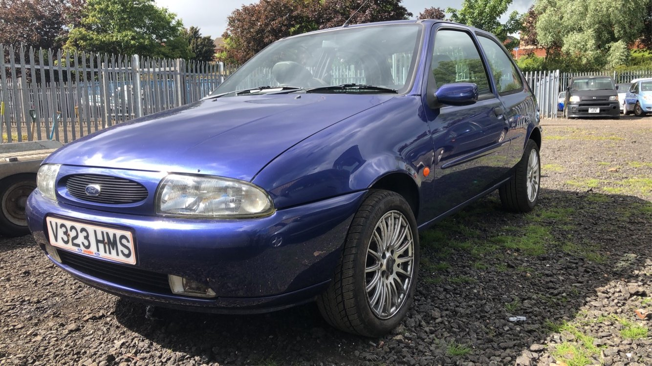1999 Mk4 Ford Fiesta For Sale (picture 3 of 6)