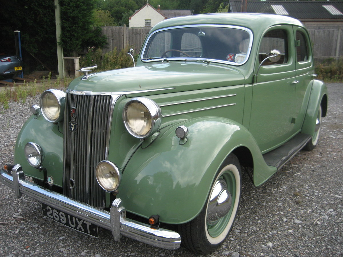 1950 Ford V8 Pilot For Sale (picture 2 of 6)